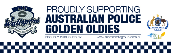 Australian Police, Golden Oldies Rugby Program